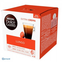 CAFETA IN GROS NESCAFE 104GR DOLCE GUSTO LUNGO
