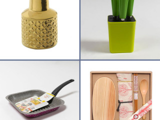 HOUSEHOLD ITEMS AND ACCESSORIES FOR THE HOUSE