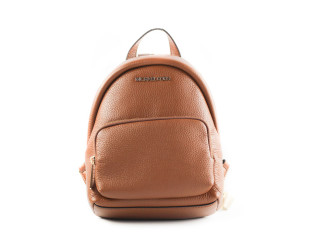 Michael Kors Erin Small Leather Convertible Backpack Bag (Luggage)
