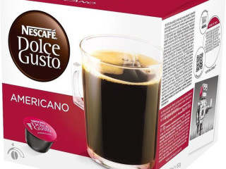 CAFETA IN GROS NESCAFE DOLCE GUSTO AMERICAN 160G