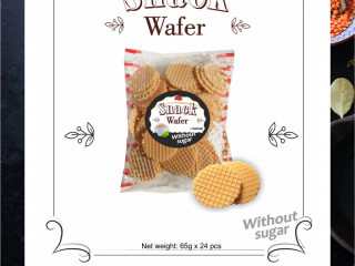 Wafers Without sugar